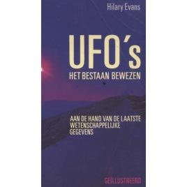 Evans, Hilary: UFO's het bestaan bewezen