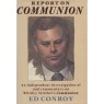 Conroy, Ed: Report on Communion (Pb) - Very good. AFU-label.