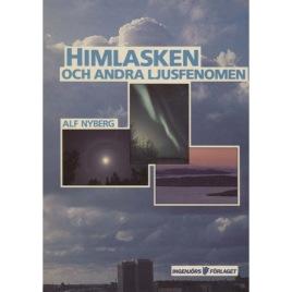 Nyberg, Alf: Himlasken och andra ljusfenomen.