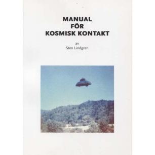 Lindgren, Sten : Manual för kosmisk kontakt.