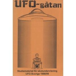 Riksorganisationern UFO-Sverige : UFO-gåtan. Studiematerial.
