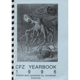 Downes, Jonathan (ed.):  The CFZ Yearbook 1996