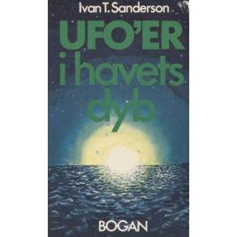 Sanderson, Ivan T.: UFO'er i havets dyb.