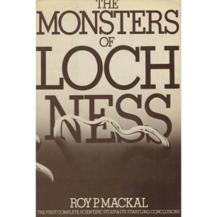 Mackal, Roy P.: The Monsters of Loch Ness - Reading copy.