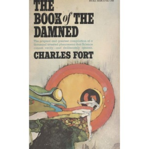 Fort, Charles: The Book of the damned (Pb)