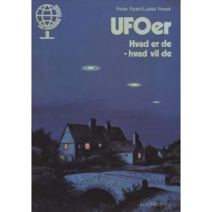 Ryan, Peter & Pesek, Ludek: UFOer hvad er de - hvad vil de