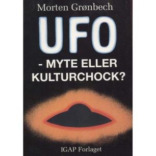 Grønbech, Morten: UFO - myte eller kulturchock?