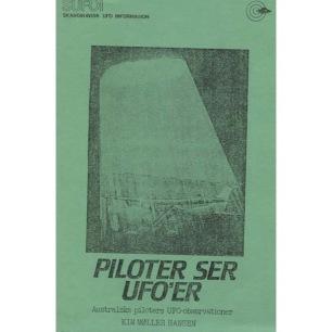 Møller Hansen, Kim: Piloter ser UFO'er