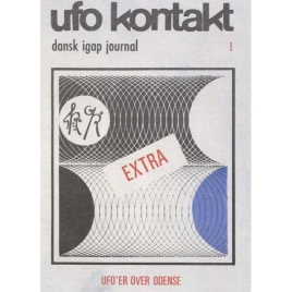 IGAP (red. H.C. Petersen): Ufo Kontakt, Dansk IGAP Journal: Ufo'er over Odense.