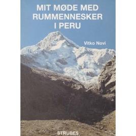 Novi, Vitko: Mit møde med rummennesker i Peru