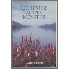 Witchell, Nicholas: Loch Ness and the Monster