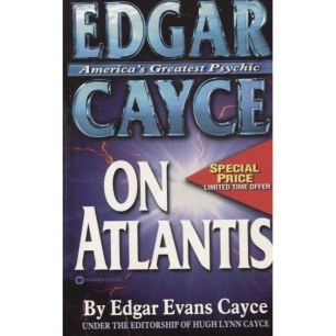 Cayce, Edgar Evans: On Atlantis (Pb)