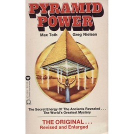 Toth, Max & Nielsen, Greg: Pyramid Power (Pb)