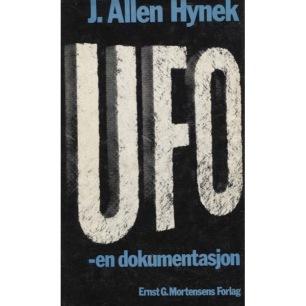 Hynek, J.Allen: UFO - en dokumentasjon