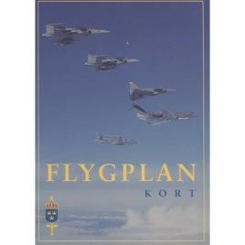 Försvarsmakten (red: Björnelund, Owe & Hugo, Ulf) : Flygplankort 1998