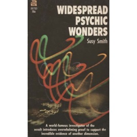 Smith, Susy: Widespread Psychic Wonders (Pb)