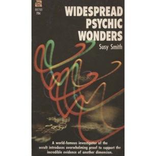 Smith, Susy: Widespread Psychic Wonders (Pb)