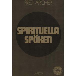Archer, Fred: Spirituella Spöken