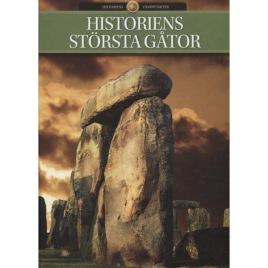Historiens Vändpunkter (Elling, Henrik ed.): Historiens största gåtor