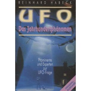 Habeck, Reinhard: UFO Das Jahrhundertphänomen