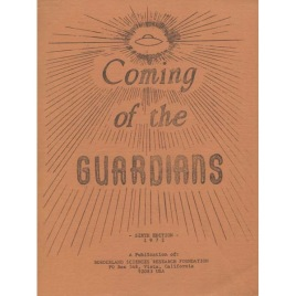 Layne, Meade: Coming of the Guardians. An interpretation of the