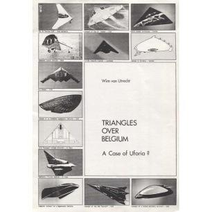 Van Utrecht, Wim: Triangles over Belgium. A case of Uforia?