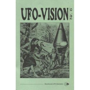 Møller Hansen, Kim (ed.): UFO-vision Nr. 6
