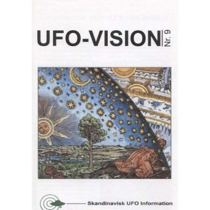 Møller Hansen, Kim (ed.): UFO-vision Nr. 9