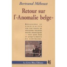Méheust, Bertrand: Retour sur l'Anomalie belge (Pb)