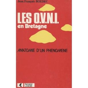 Boedec, Jean. François: Les O.V.N.I. en Bretagne