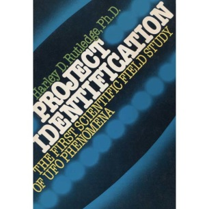 Rudledge, Harley D.: Project Identification