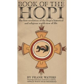 Waters, Frank: Book of the Hopi (Pb)