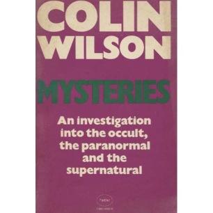 Wilson, Colin: Mysteries (Pb)