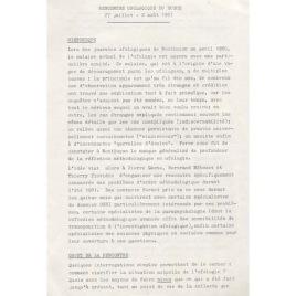Pinvidic, Thierry & Scornaux, Jacqes (ed.): Rencontre ufologique du bugue