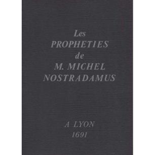 Nostradamus, Michel (chez Antoine Besson): Les Propheties de M. Michel Nostradamus