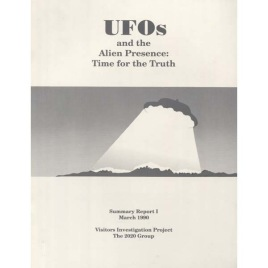 Lindemann, Michael: UFOs and the Alien Presence: Time for the truth. Summary Report 1 March 1990