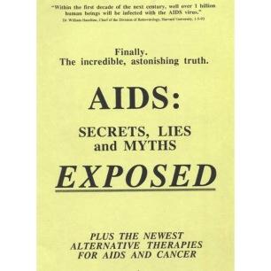 Bio Alert Press (ed.): AIDS: Secrets, Lies and Myths Exposed