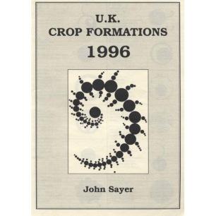 Sayer, John: U.K. Crop Formations 1996