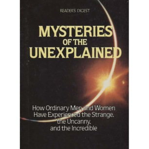 Reader's Digest: Mysteries of the unexplained