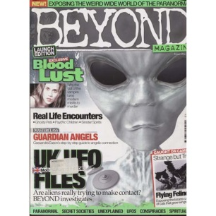 Beyond Magazine (UK, 2006-2008) - Issue One  - Oct 2006
