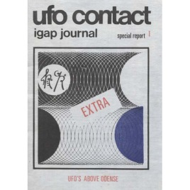 IGAP (red. H.C. Petersen): UFO contact IGAP journal Special Report 1 UFO's Above Odense