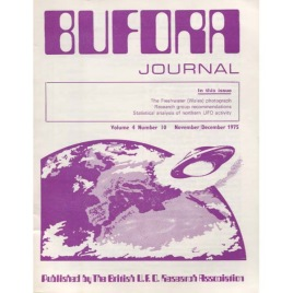BUFORA Journal (1973-1976, volume 4)