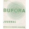BUFORA Journal (1970-1973, volume 3) - Vol 3 n 6 - Spring 1972