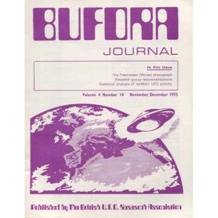 BUFORA Journal (1973-1976, volume 4)