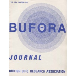 BUFORA Journal (1967-1970, volume 2)