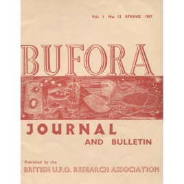 BUFORA Journal  and Bulletin (1965-1967, volume 1)