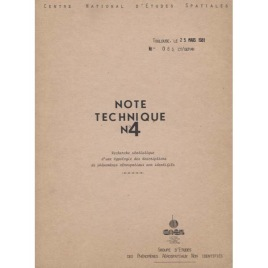 GEPAN: Note technique n4