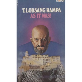 Rampa, T. Lobsang [Cyril Hoskins]: As it was (Pb)