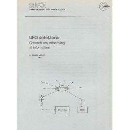 Voigt, Hans: UFO detektorer. Generelt om indsamling af information