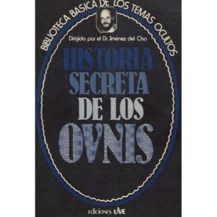 del Oso, Dr. Jiménez: Historia secreta de los ovnis